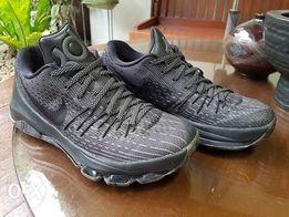 buy popular dbc26 a7f1e Nike KD8 Blackout