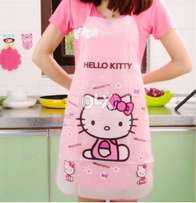 Cooking Aprons Hello Kitty Kitchen