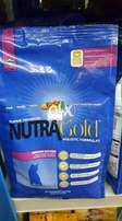Cats USA American Food Nutra gold now In Kitten Formula