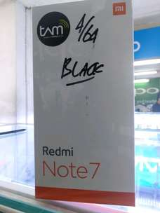 Xiomi Redmi  Note 7 4/64 Black