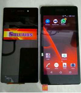 lcd+touchscreen Sony Z1 BIG #SOLUTION