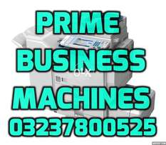 Photocopier with printer for banks, Shopes, offices