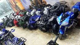 full fuel collection of atv quad 4 wheel bike deliver all pak. 000.