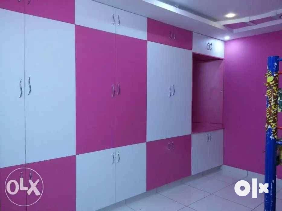 Show only image & Stylish Cupboards And Kitchens - Bhimavaram - Furniture - Bank ...