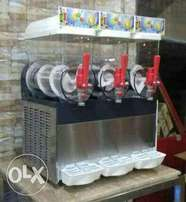 Slush machine fast food machinery