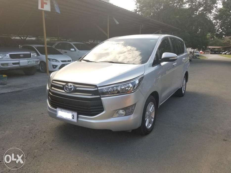 2016 Toyota Innova 2 8 E Matic Diesel Not 2017 2016 2018 In Quezon