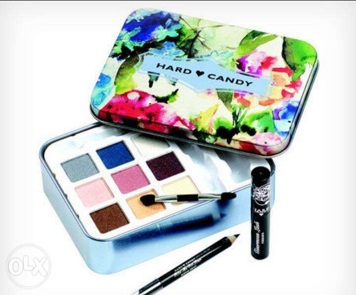 Imported From The Us Hard Candy Eyeshadow Eye Makeup Kit In Limay