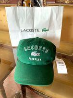 a0660a52612b Lacoste Fairplay OG Green Cap not mango zara gucci offwhite balenciaga