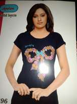 Used, women new t-shirts retail... for sale  Ahmedabad