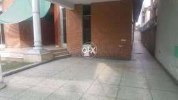1 kanal building double story available DC