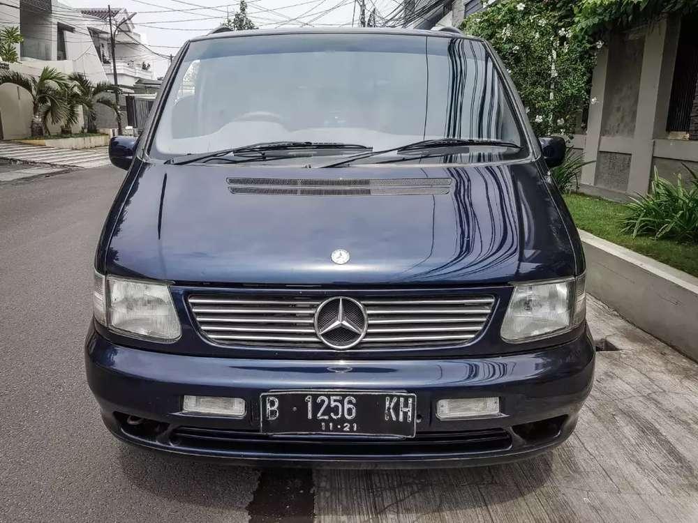Jual Viano Mobil Bekas Mercedes Benz Murah Cari Mobil Bekas Di Indonesia Olx Co Id