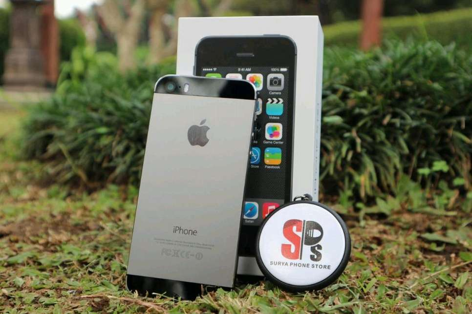 Close  x . masuk juga barang limited lagi - iPhone 5S Gray 64GB - Ex iBox  Indonesia 72c8814b73