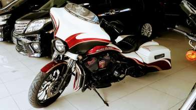 Harley Electra 2003 Anniversary Carbu limited