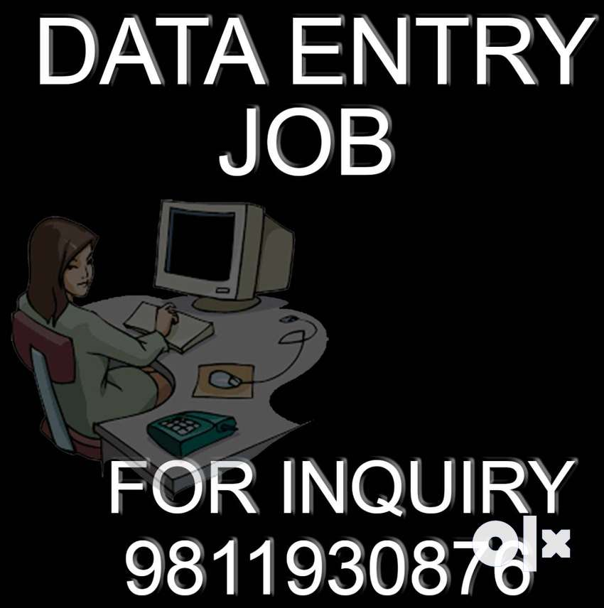 PART TIME WORK FROM HOME DATA ENTRY JOBS ONLINE AND OFFLINE - Data entry &  Back office - 1587135976