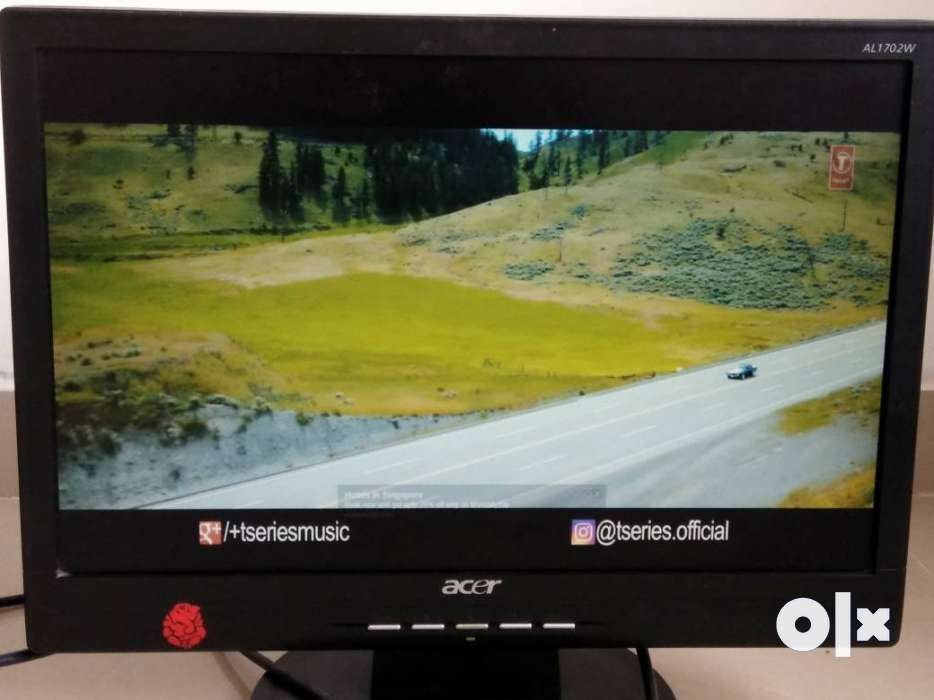 Acer LCD Monitor AL1702 Driver Windows 7