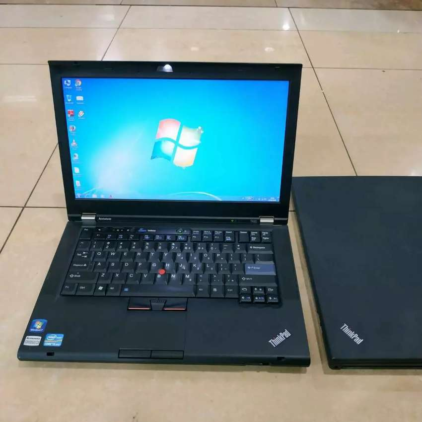 Laptop lenovo T430 core i5 ok banget cocok utk desain murah ...