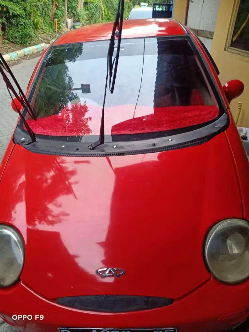 Dijual Mobil Chery Qq Tahun 2007 Merah Mobil Bekas 820344080
