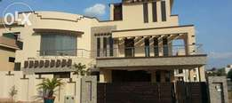 ONE KANAL Brand New house for rent in bahria town rwp phase 3