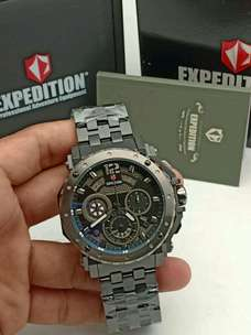 jam tangan expedition 6402 original cowok