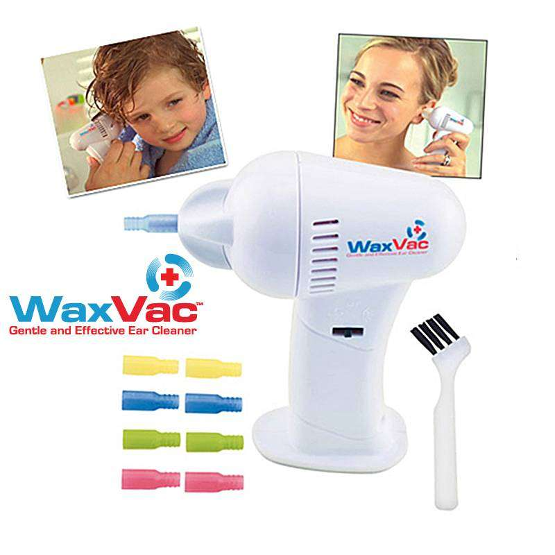 Ear Cleaner Wax Vac - White - Other Fashion - 1018645468