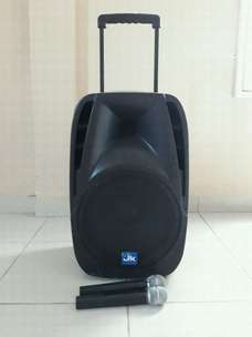 Speaker Portable Wireless JK Coustic