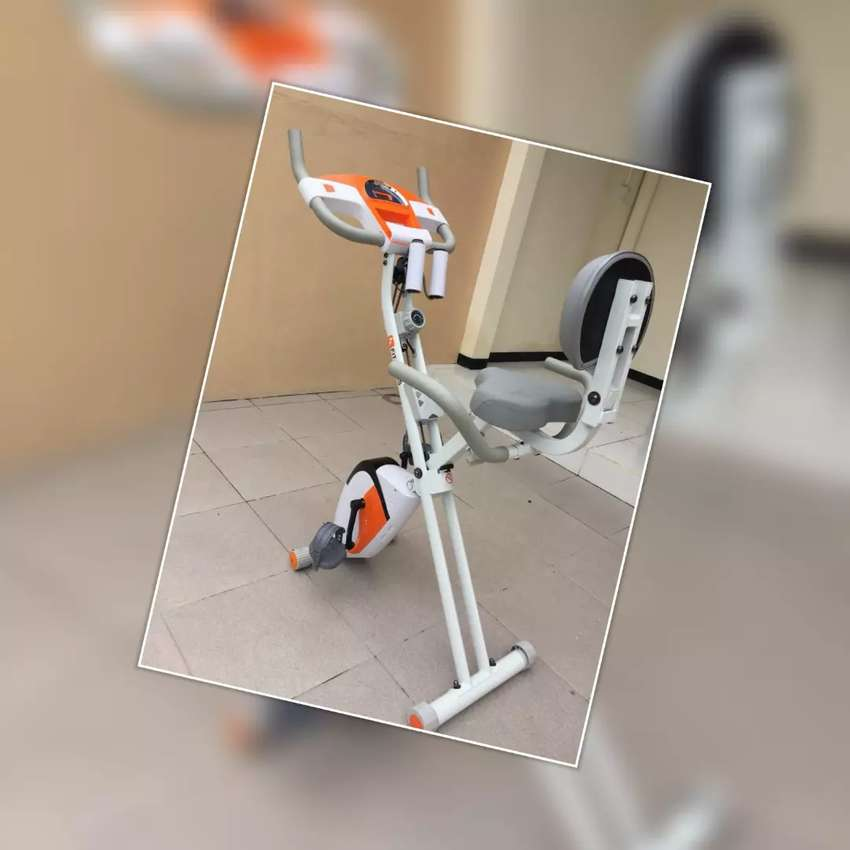 magnetic bike sepeda statis raikin olahraga
