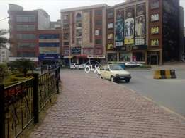 Plaza for sale civic center bahria town Phase 4