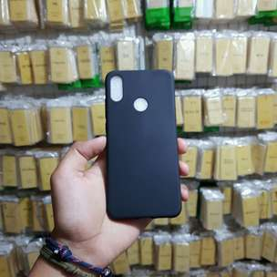 Case Midnight Blackmatte Xiaomi Redmi Note 7 Black Matte