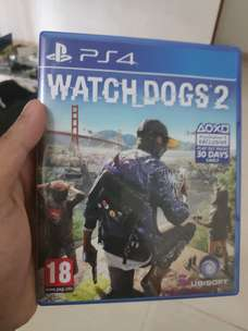 jual bd watch dogs2 ps4 150 bae