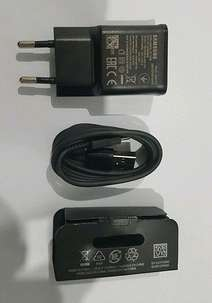 charger fast charging samsung S10+ asli
