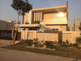 Kanal Spanish Style House Fabulous Construction New Style In Dha