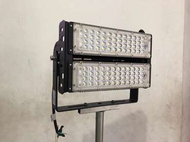 Lampu Sorot 100watt LED Industri Flood Light