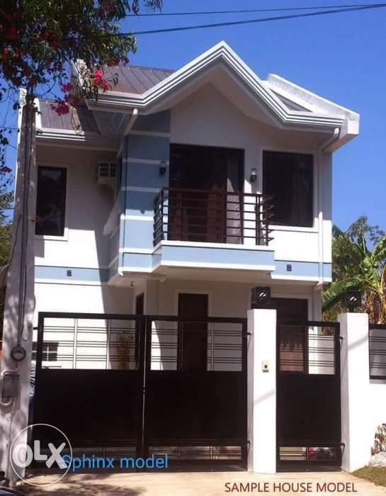 Single Attached House And Lot In Cainta Rizal Olxph