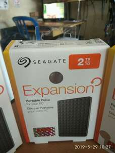 hardisk eksternal seagate expansion 2TB