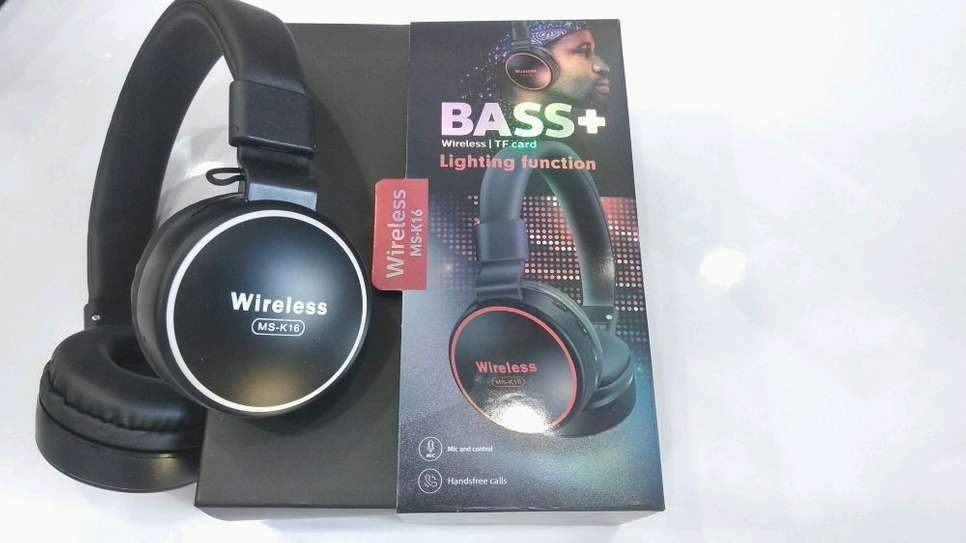 Headset Bando wireless MS-K16 berkualitas