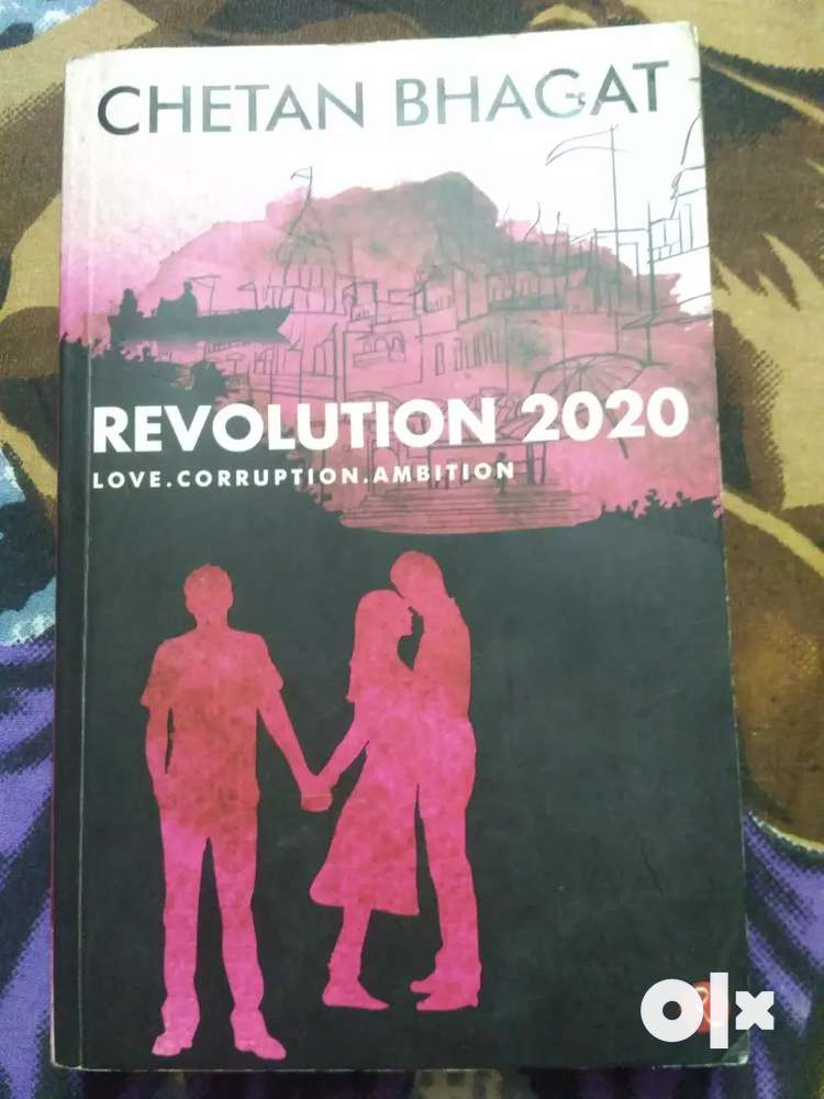 New Book Of Chetan Bhagat Revolution 2020