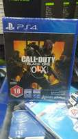 Ps4 new game cod black ops 4
