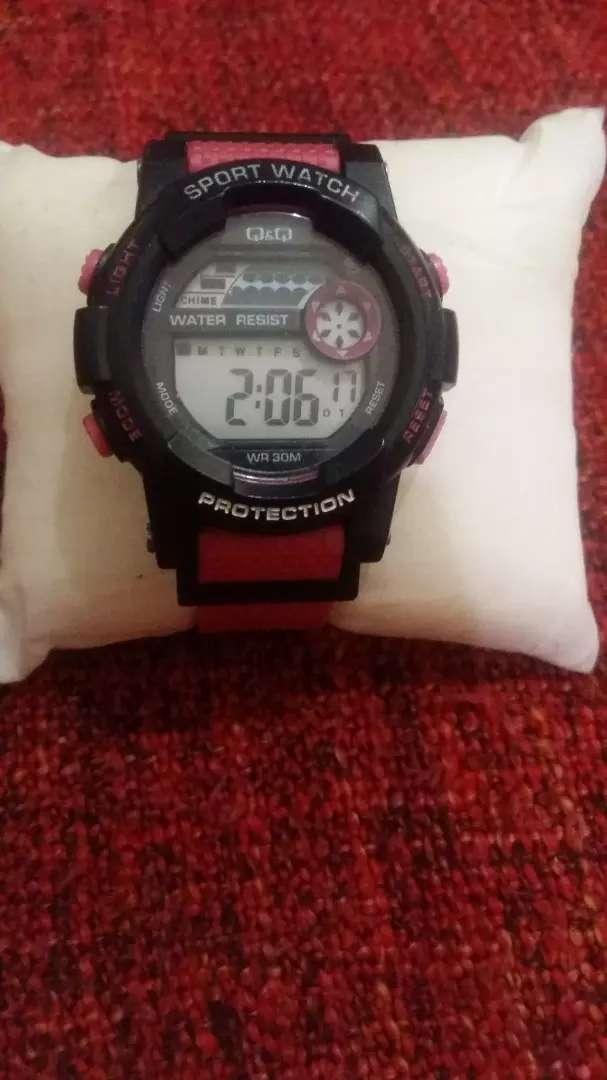Jam Tangan Qq Sport Watch Koleksi 801223956