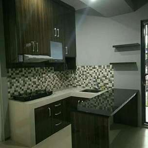 jual kitchen set custom harga murah