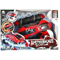 AMPHIBIOUS STUNT CAR Rechargeable & Radio Control