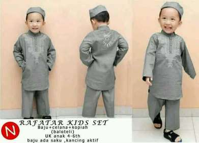 rafatar kid set 80k