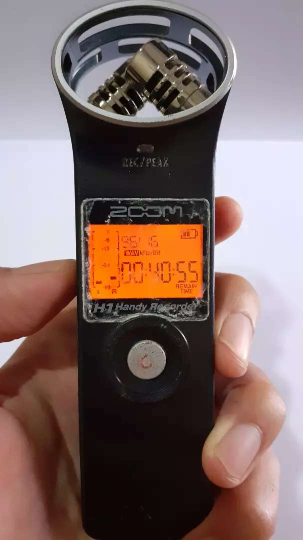 Zoom H1 Stereo Audio Recorder Tv Audio Video 769222975