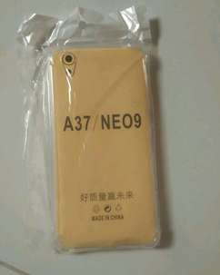anti crack case oppo a37