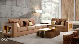 6 seater L shape sofa elegant