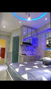 SEWA STUDIO MURAH...Harian full furnish Apartemen Green Pramuka City