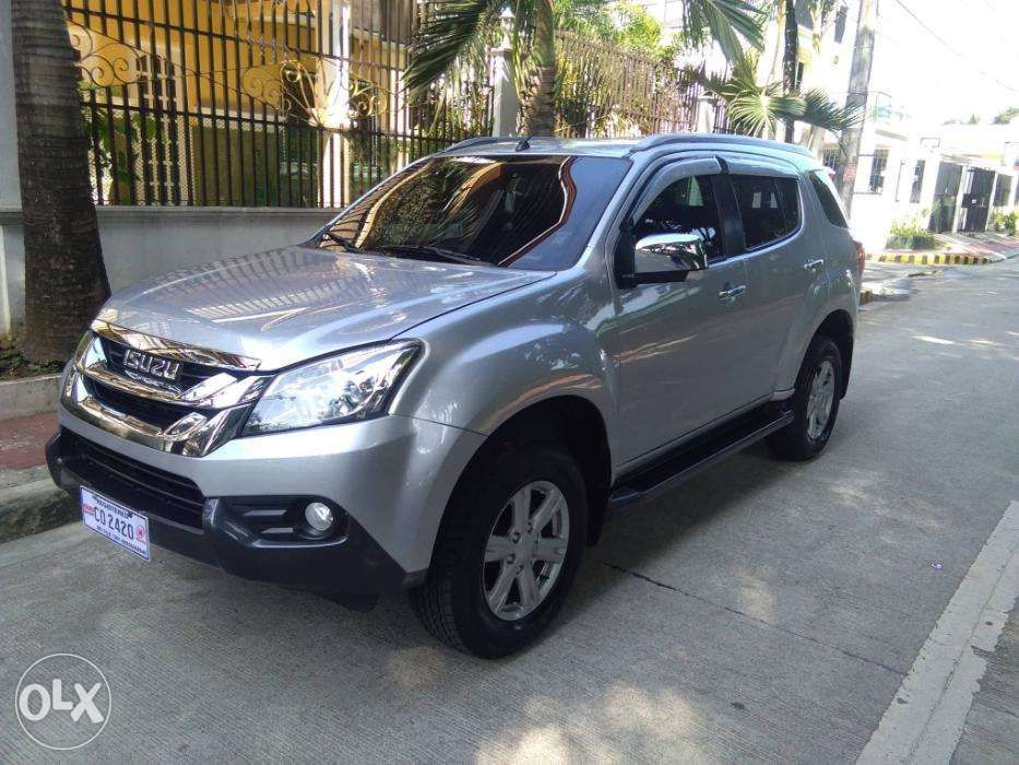 2016 Isuzu Mux In Quezon City Metro Manila Ncr Olx Ph