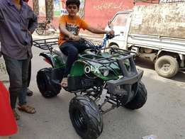 Double seat 250 cc power atv 4wheels quad
