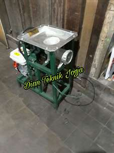 Mesin giling daging full set Dian Teknik Jogja