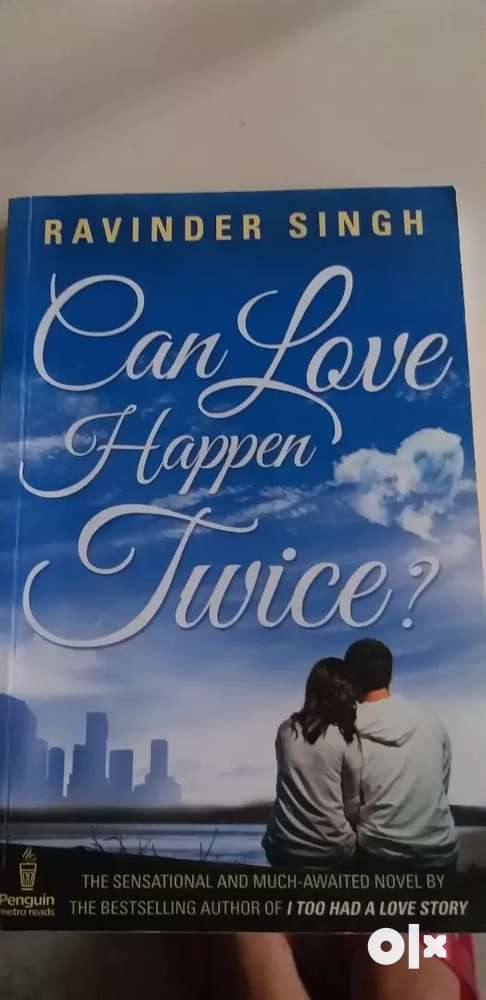 Can Love Happen Twice Book