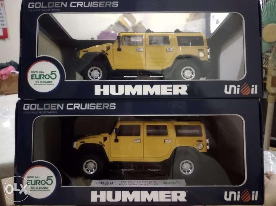 Unioil Diecast Toy Car 124 Unioil Hummer H2 Collection Unioil 124 In